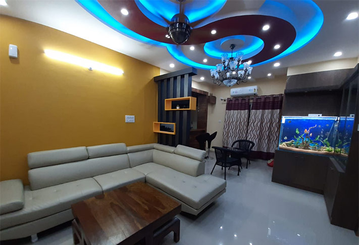 apartment interior designers in Bangalore