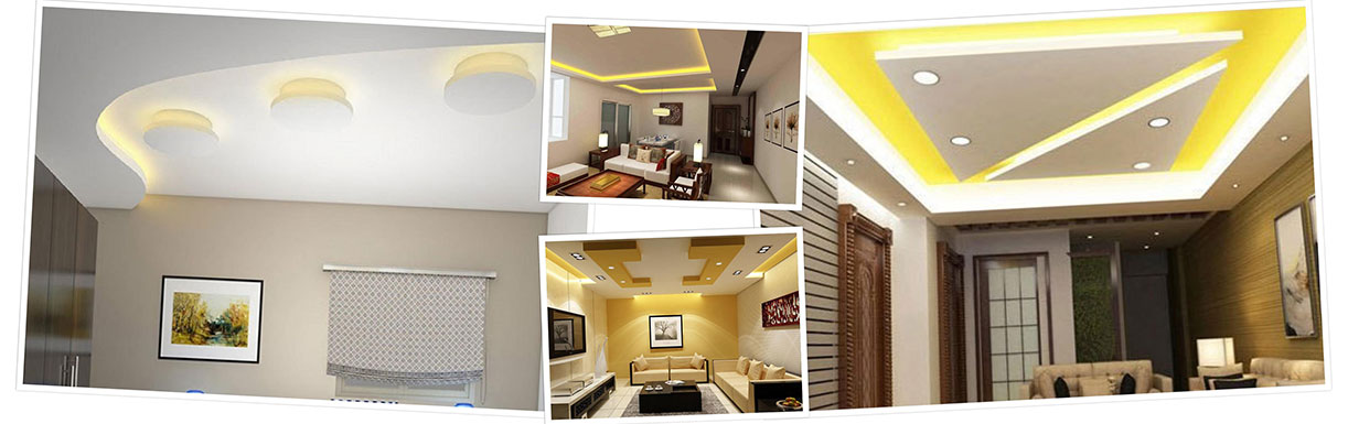 False ceiling designers in bangalore