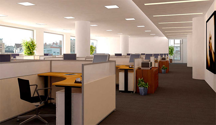 best office interior designers in Bangalore
